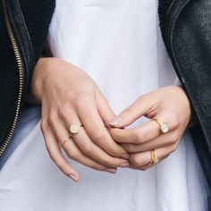Mix and match your stacking rings with our edit of fine and contemporary options. Solid gold stacking rings set precious gemstones and exude elegance and timelessness, as our fashion-led styles offer everyday luxury to your personal assortment of stacking rings