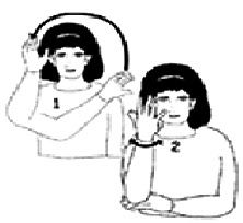 HearMyHands!: Merry Christmas Sign Language style | Sign Language ...
