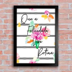 Poster Que a felicidade vire rotina Pink Floyd Shine On, Yellow Submarine, Paper Cutting, The Beatles, Watercolor Art, Poster, Lettering, Art Prints, Wallpaper