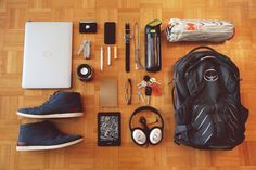 Mike @ Gear Hungry - MIJLO: Essentials x A Better Backpack