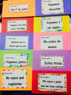 Trabajos manuales de amor (: Bf Gifts, Love Gifts, Craft Gifts, Boyfriend Gifts, Gifts For Him, Diy Birthday, Birthday Cards, Birthday Gifts, Relationship Gifts