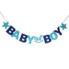 Baby Boy Guirlande 1,75€