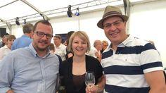 Jubiläum - Gampel: VIP-Apéro am vierten und letzten Tag des Open Air Gampel