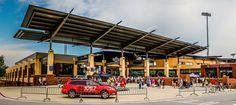 Gwinnett Braves Triple-A affiliate of the Atlanta Braves, Coolray Field, Lawrenceville Georgia