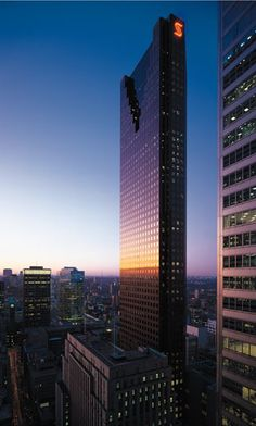 Scotia Plaza - Toronto,Ontario