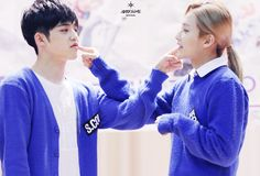 S.Coups and Jeonghan ❤ #gif