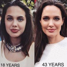 Meet Angelina Jolie's Lookalike Who 'Had A Plastic Surgery' To Resemble Her. This is how she looks in real UNMASKED! Meet Angelina Jolie's Lookalike Who 'Had A Plastic Surgery' To Resemble Her. This is how she looks in real Celebrities Then And Now, Beautiful Celebrities, Beautiful People, Perfect People, Beautiful Things, Famous Celebrities, Jolie Pitt, Le Jolie, Angelina Jolie Photos