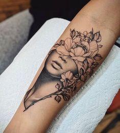 Künstler: Cameron Pohl – – Tattoo ideen – Tattoos And Body Art floral tattoo designs Floral Tattoo Design, Flower Tattoo Designs, Tattoo Designs For Women, Flower Tattoos, Henna Designs, Tattoo Floral, Hand Tattoos, Sexy Tattoos, Body Art Tattoos