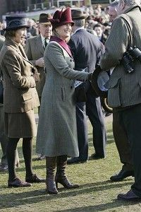 Kate Middleton, Zara Tindall, the Queen and other royals enjoying Cheltenham Races Princess Anne, Princess Margaret, Royal Princess, Duchess Of Cornwall, Duchess Of Cambridge, Captain Peter Townsend, Autumn Phillips, Zara Looks, Mike Tindall