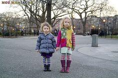 30 Crianças Com Mais Estilo Que Você | Moz Maníacos