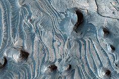 Mars Reconnaissance Orbiter #Textures