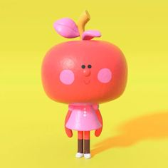 Character Design Animation, 3d Character, Character Concept, 3d Design, Game Design, Illustration Story, Mascot Design, 3d Artwork, Cute Characters