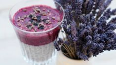 10 recipes with Chia Chia Puding, Happy Vegan, Granola, Quinoa, Acai Bowl, Smoothies, Good Food, Food And Drink, Pudding