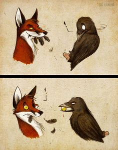 got your eye =Culpeo-Fox on deviantART