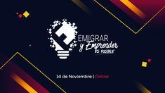EVENTO-EMIGRAR-Y-EMPRENDER-ES-POSIBLE-2020-SOCIALGEST-BLOG Branding, Marca Personal, Blog, Movies, Movie Posters, Digital Marketing Strategy, Marketing Strategies, Finance, Brand Management