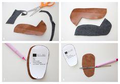 DIY Leather Baby Boy Boots - Free Pattern + Tutorial - Delia Creates (10)