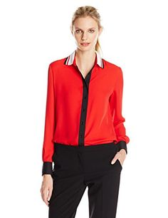 40 Best Anne Klein Blouses Button Down Shirts For Women Images