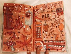 Colour it red - Best Book Recommendations 2019 Journal Topics, Wreck This Journal, Book Aesthetic, Book Recommendations, Red Colour, Art Crafts, Drawings, Pretty, Journaling
