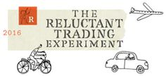The Reluctant Trading Experiment