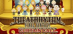 Theatrhythm Final Fantasy: Curtain Call Quest Medley And Versus Battle Modes To Include Some New Features