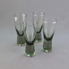 Per Lütken for Holmegaard Canada cordial glasses by PrairieDecArts, $48.00