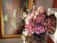 Bouquet D'Arts 2013. Gorgeous hues of roses.