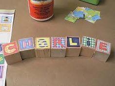 Name blocks!