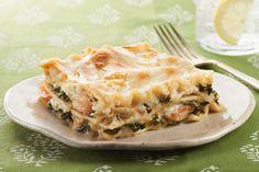 No-Fail Baked Seafood Lasagna Receta