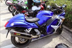 2014 Street motorcycle in Japan- suzuki hayabusa - ROADRIDER JAPAN