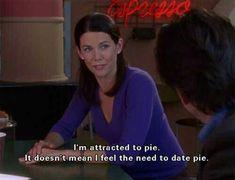 #GilmoreGirls - #LorelaiGilmore