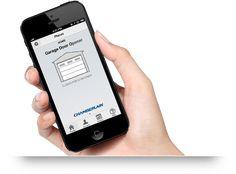 Enter to win a Chamberlain MyQ Smartphone Garage Door Opener! Ends 1/12/14 #giveaway