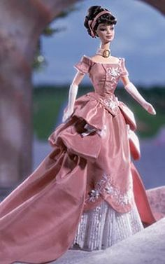 Wedgewood Barbie. One of my fave dolls