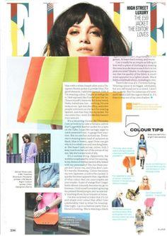 Milli Millu in Elle Magazine