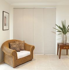 Panel Glides #blinds #home #decor