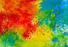 En lo más fffres.co: Arte-Terapia: Pinta lo que Sientes: What You'll Be Creating ¿Recuerdas cómo se sentía pintar algo cuando niño? Era una…