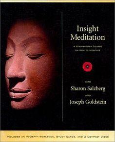 Insight Meditation Kit by Sharon Salzberg,http://www.amazon.com/dp/1564559068/ref=cm_sw_r_pi_dp_8KvLsb01XW77Q3QN