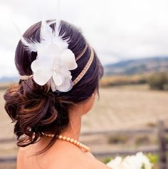 Hair inspiration Part II   The Blushing Bride