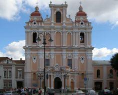 Church of St. Casimir (Wikipedia/Krzysztof Mizera, CC BY-SA 3.0)