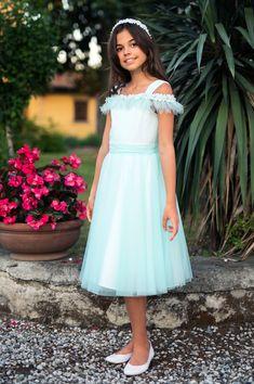 54371359a5 Najlepsze obrazy na tablicy Girls dresses - sukienki dla dziewczynek ...