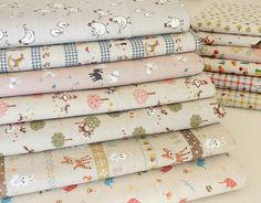 <3 Japanese fabrics