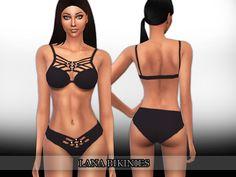 Lana Bikinies design by Saliwa  Found in TSR Category 'Sims 4 Female Swimwear'