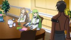 Ashford Academy, Half Brother, Code Geass, Two By Two, Fandoms, Coding, Anime, Fictional Characters, School Days