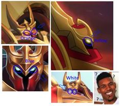 Khan's Kaleidoscope Eyes