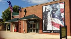 The Earlyworks Family of Museums has a new, colorful image to honor local veterans. The 2014 Patriot's Mosaic will be unveiled on Veterans Day.