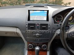 W204 navigation Android installation