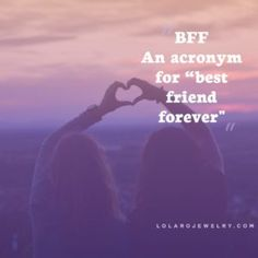10 Nicknames to Call your Best Friend - Lola Ro Jewelryd Best Friend Nicknames, Nicknames For Bestfriends, Good Nicknames, Best Friend Quotes, Besties, Bff, Cute Names, Name Calling, Three Words
