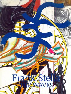 Frank Stella: The Waves, 14 September - 8 October, 1988 Frank Stella, September 8, Disney Characters, Fictional Characters, Waves, Gallery, Art, Art Background, Roof Rack