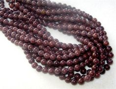 Chocolate Aventurine, Round Beads, Gemstone beads, Jewelry Making Beads, Craft Supply, Aventurine Beads, Jewelry Design, 16 Strand 8mm   Up for your consideration is the following.   1 - 16 strand of chocolate aventurine round beads. They are a beautiful dark glossy brown with a good polish and measure 8mm in size with about 50 beads on the strand. Must see to appreciate!!    You will receive 1 strand from the group pictured.   All sizes are approximate.   Although colors show true on my…