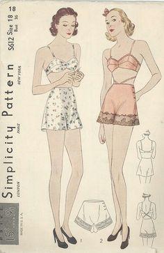 30s underwear