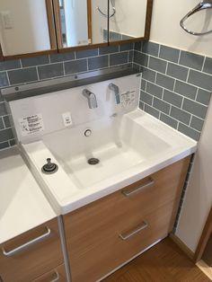 Washroom, Bathroom Interior, My Room, Washing Machine, Sweet Home, Sink, House, Home Decor, Design